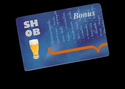 Nieuw: Mogelijkheid bonuskaart te scannen in Amersfoortse kroegen