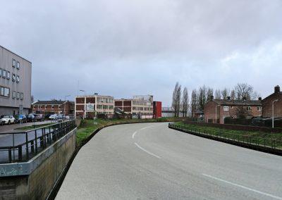 De Eem wordt gedempt om plaats te maken voor nieuwe snelweg.