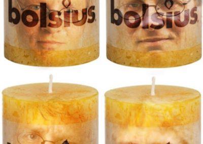 Burgemeester van Amersfoort brengt merchandise uit