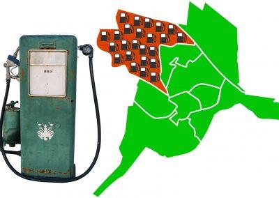 Concentreer en beheers: de nieuwe D66-aanpak van benzinestations