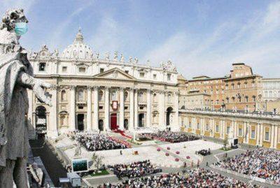 GB-team Vaticaan na aanhouding op Schiphol terug gestuurd